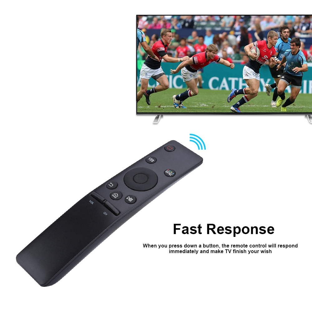 Multi-functional Remote Control for Samsung Smart TV BN59-01259B with Large  Buttons 2019