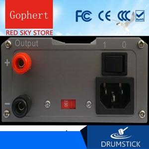 Image 2 - 부드럽게 Gophert CPS 3010 CPS 3010II DC 스위칭 전원 공급 장치 단일 출력 0 30V 0 10A 300W 조정 가능