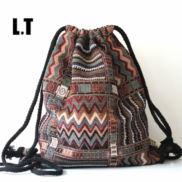 Women's Vintage Gypsy Backpack