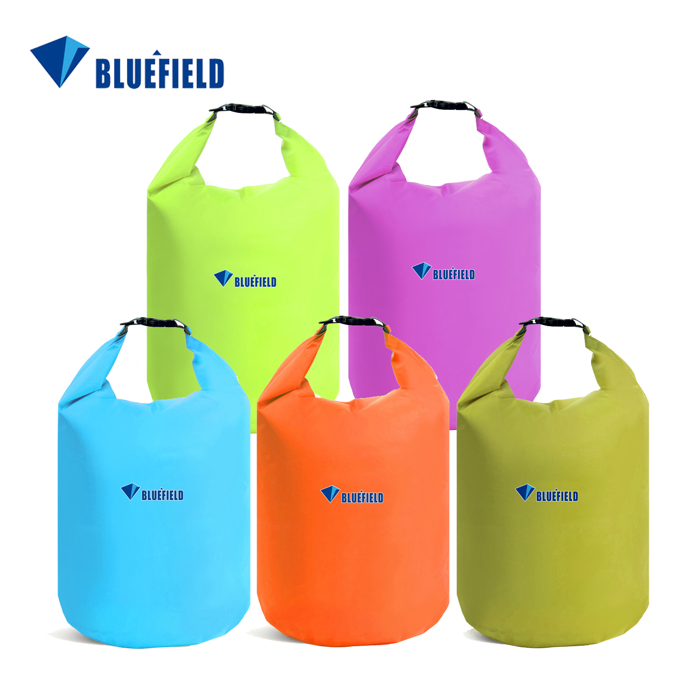 цена на 10L 20L Waterproof Dry Bag Pack Sack Swimming Rafting Kayaking River Trekking Floating Sailing Canoing Boating Water Resistance