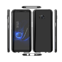 Luphie Bumper Frame for Samsung Galaxy S8 S8 Plus Aviatio Luxury Aluminum Protector Cover for Samsung S8+
