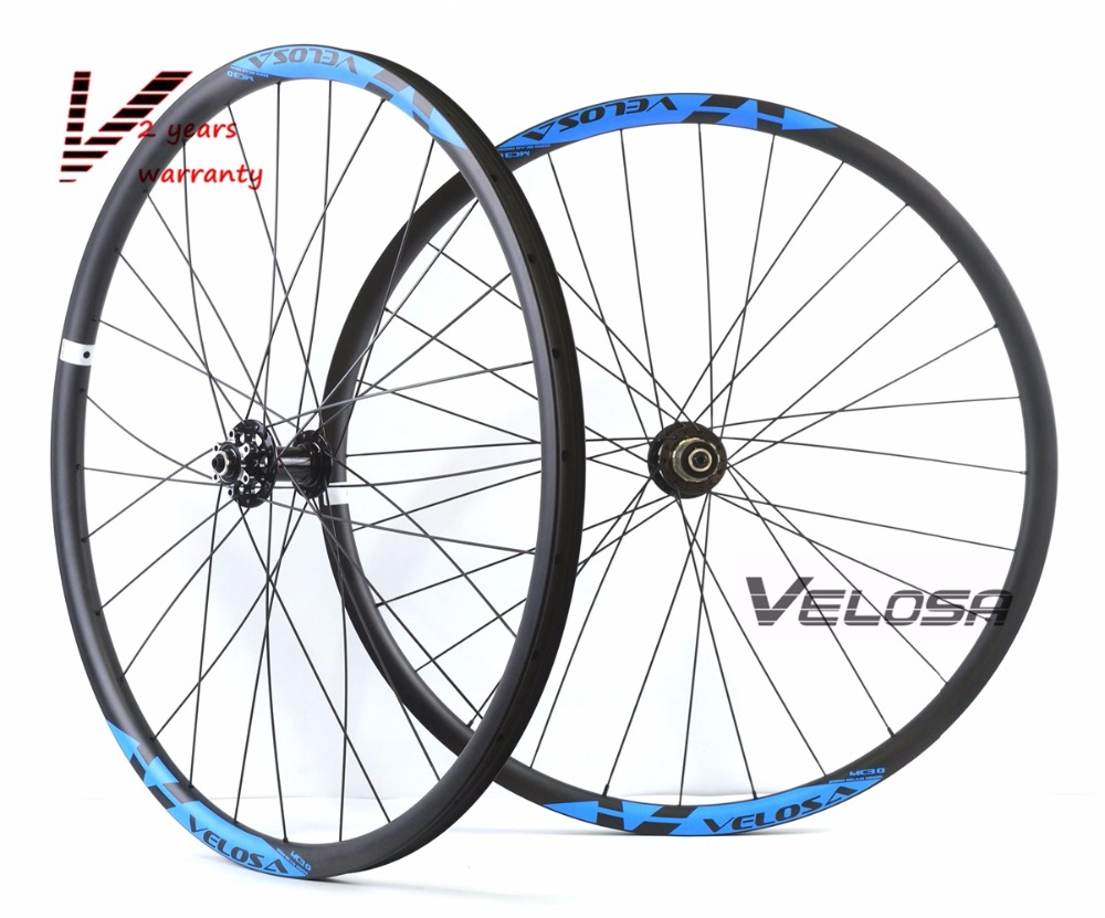 1350g,super light 29er MTB XC asymmetric hookless carbon wheels 29inch velosa MAS3.0 XC wheelset,2.6mm off set asymmetric rims light bicycle roda mtb 29 carbon rear wheels