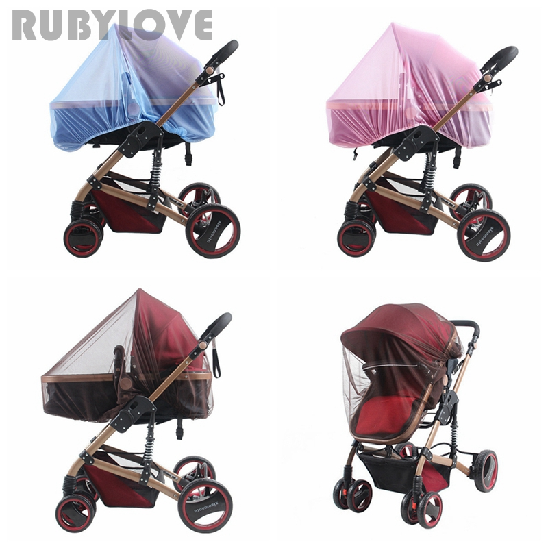Baby Stroller Crib Netting Cat Mosquito Net Pushchair Cot Moses Basket Pram Carseat Safety Buggy Car Outdoor Protect XLZ9086