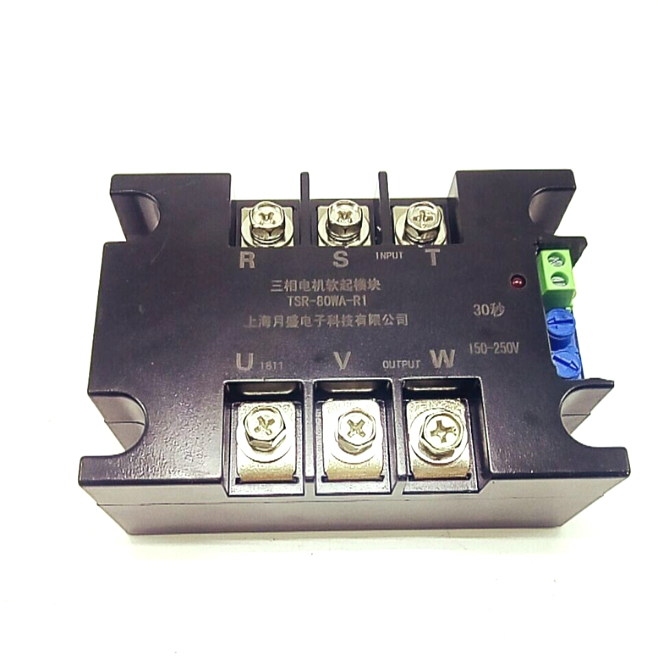 Three-phase motor soft start module controller 4KW6KW8KW10KW12KW15KW20KW motor soft starter