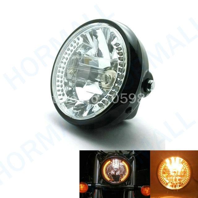 led motorcycle headlight kits led lights headlights moto. Black Bedroom Furniture Sets. Home Design Ideas