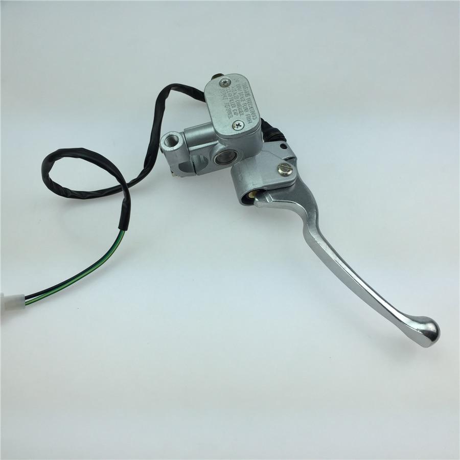 STARPAD pour accessoires moto YAMAHA LYM110-2 pompe de frein Jubilee 110 sur la pompe c8 pompe de frein avant livraison gratuite