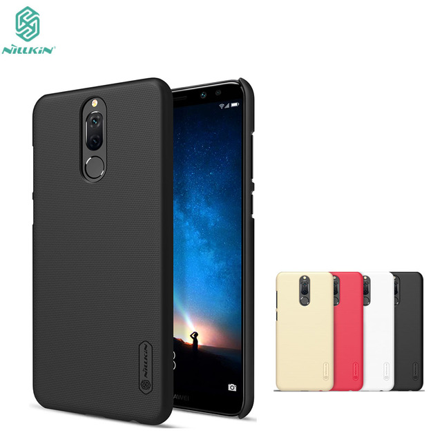 low priced cd80d c0103 US $6.86 38% OFF|For huawei nova 2i case cover Nillkin frosted hard plastic  back cover case For huawei maimang 6 phone house-in Fitted Cases from ...