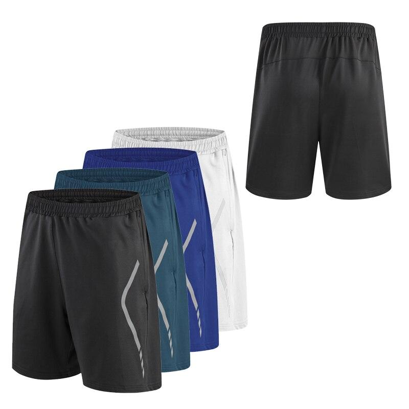 Workout Shorts Men 2018 Sports Running Basketball Football font b Fitness b font Shorts Training Quick