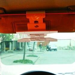 Samochodowe daszki przeciwsłoneczne gogle wysokiej jakości dzień noc lusterko wsteczne z powłoką antyodblaskową roleta przeciwsłoneczna do samochodu daszek olśniewające gogle