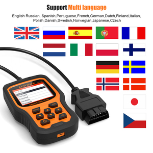 Image 3 - Autophix OM129 OBD2 Scanner Codes Lezen Auto Diagnose Scanner Check Engine Batterij Auto Code Reader Obd Gereedschap