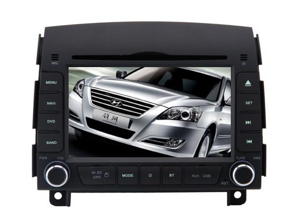 MTK3360 plus rapide vitesse 512 Mb RAM WINCE 6.0 lecteur DVD de voiture 1080 P gps navi audio pour Hyundai Sonata NF 2004-2008 radio bluetooth CARTE