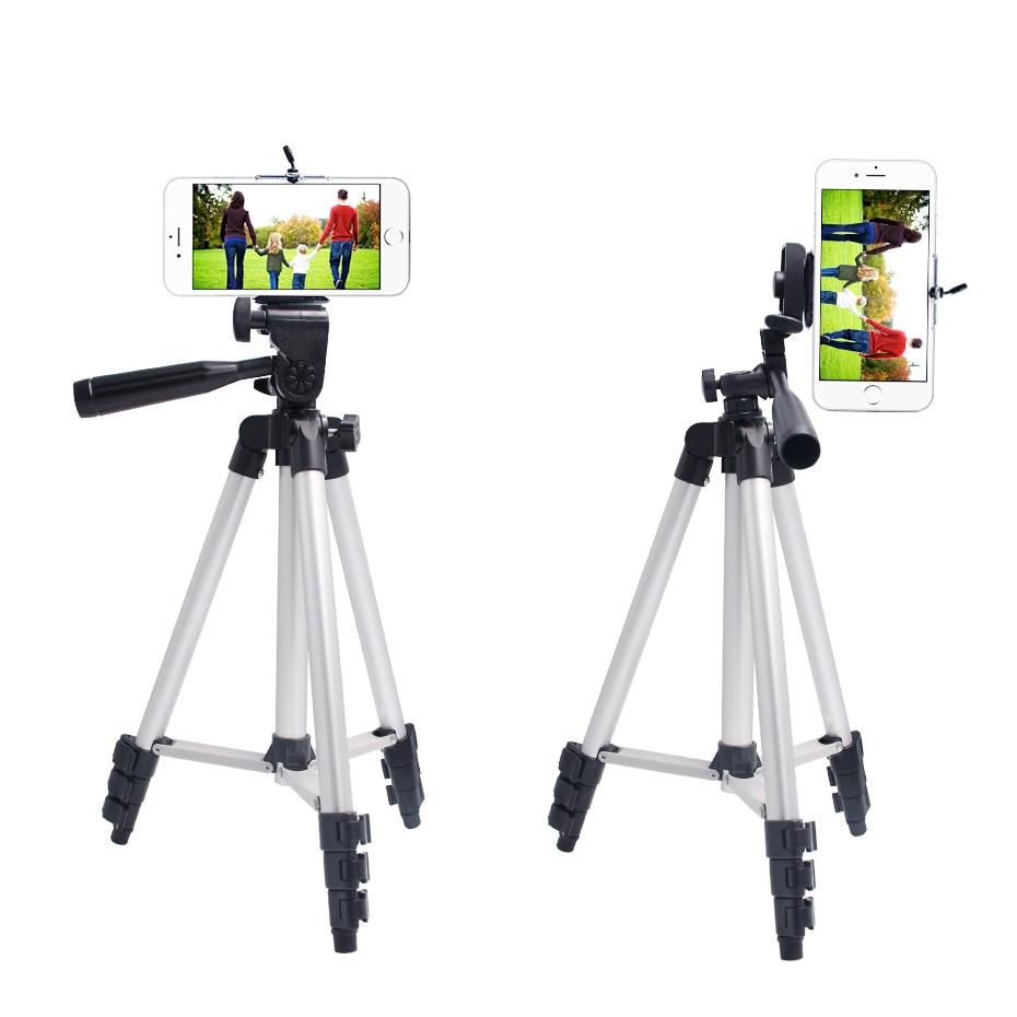 Professionnel Caméra Monture Trépied Titulaire Extensible gorillapod Trépied pour téléphone pour iPhone Samsung Xiaomi Mobile Téléphone