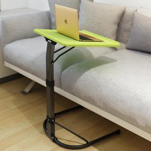 SUFEILE Tragbare Falten Laptop Schreibtisch Multifunktionale Outdoor Tisch Können Einstellen Computer Schreibtisch Metall büro Laptop Schreibtisch SE27