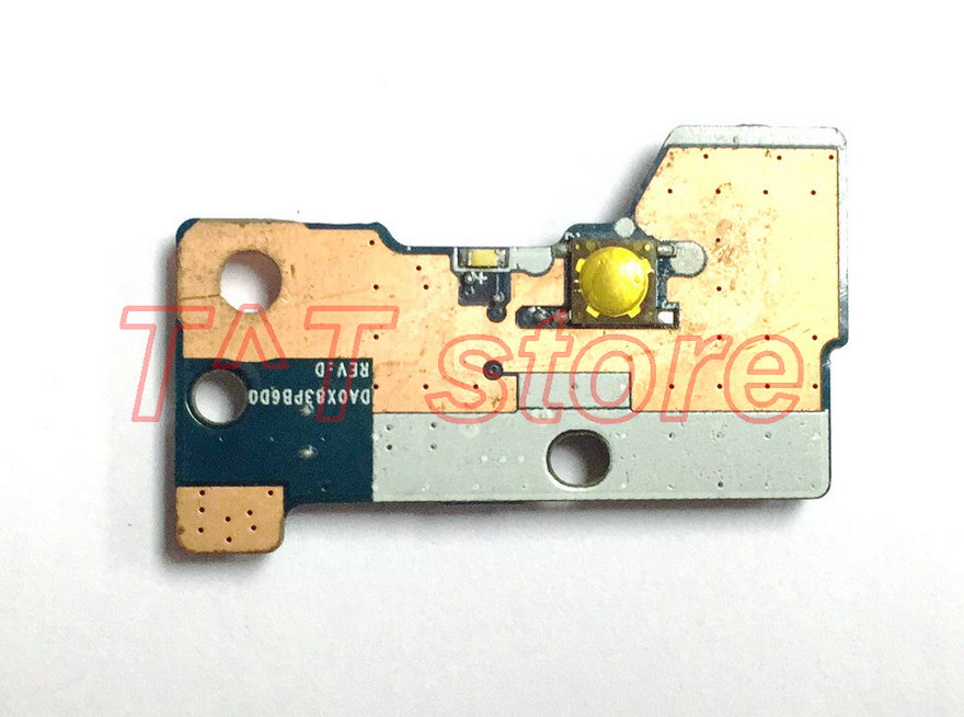 все цены на original For HP ProBook 450 455 G4 switch power button board DA0X83PB6D0 test good free shipping