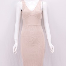 70dd9be84600a Buy sexy back nude dress and get free shipping on AliExpress.com