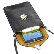 Роскошные женские двойные карманы сумки магнитный пояс чехол телефон случаях для Mi Note Max Mi 4 4I 4C 4S Mi 5 Redmi 2 3 3 S Note 2 3 крышка