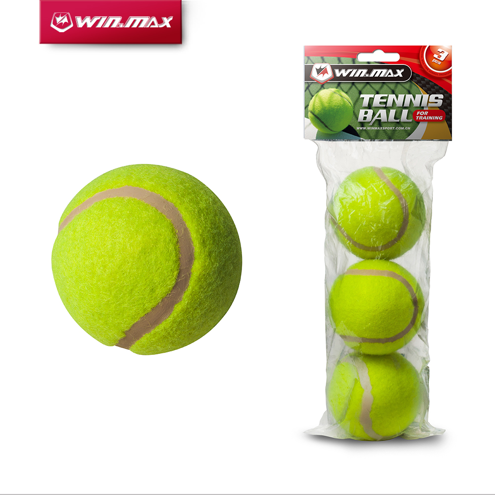 Free Shjpping 3 PCS /bag International Tennis Ball Federation Approved Training Tennis Ball