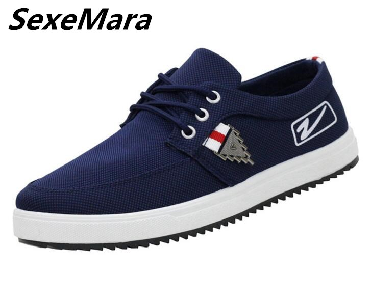 Blue Men Shoes Black Shoes Men Spring Autumn New arrival Fashion Casual Shoes Breathable Flats Loafers