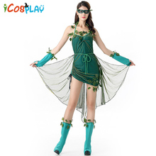 Halloween Elf Fairy Cos Character COS Anime Play Costume Activity Performance Holiday Funny Show