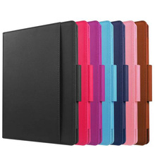 ocube Tri-Fold Ultra Slim Magnetic Folio Stand Holder PU Leather Case Cover For Lenovo Tab 2 10.1 A10-30 A10-30F A10-70F Tablet