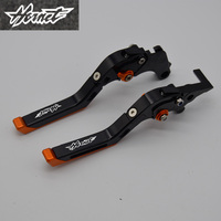 Yang hua CNC Silver Adjustable Motorcycle Brake Clutch Levers For Honda CB900 CB 900 Hornet 2002 2006 2003 2004 2005