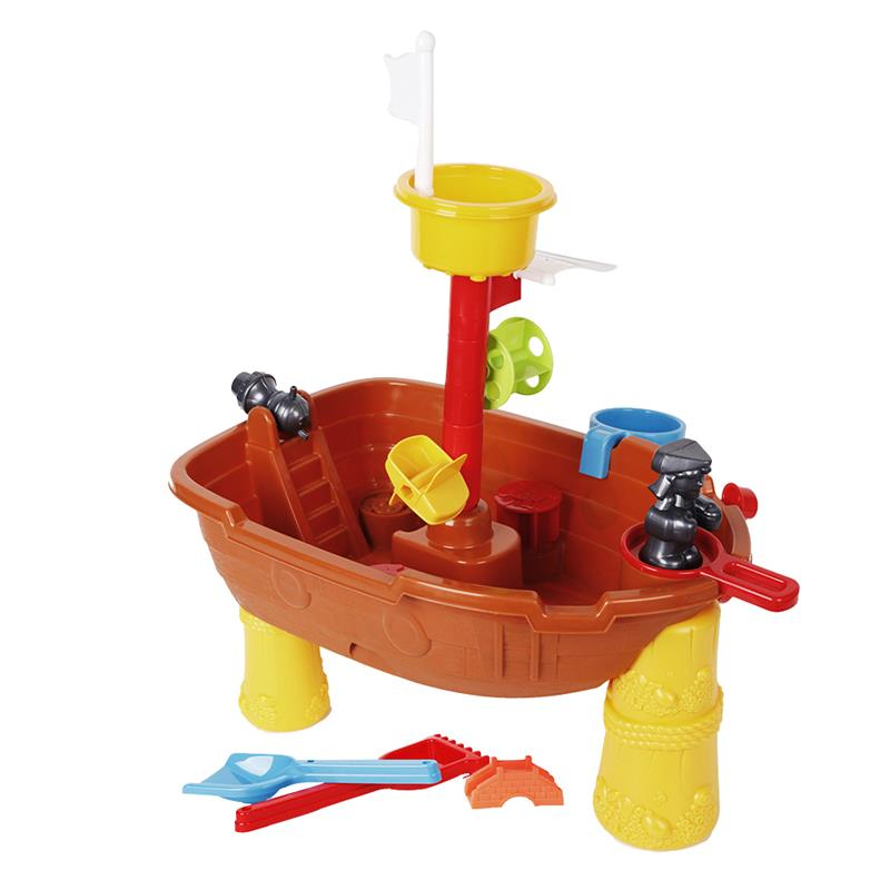 Kids Bath Toys Multifunctional Pirate Ship Beach Toys for Kids with ...