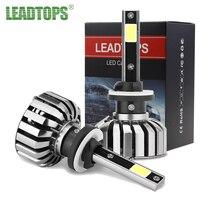 LEADTOPS H7 H4 LED H11 9005 9006 Car Headlight Kit Auto Lamp Bulbs LED H1 HeadLamp