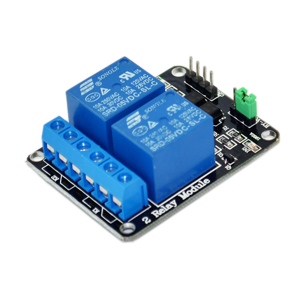 KEYES  Dual Relay Module Compatible With Arduino