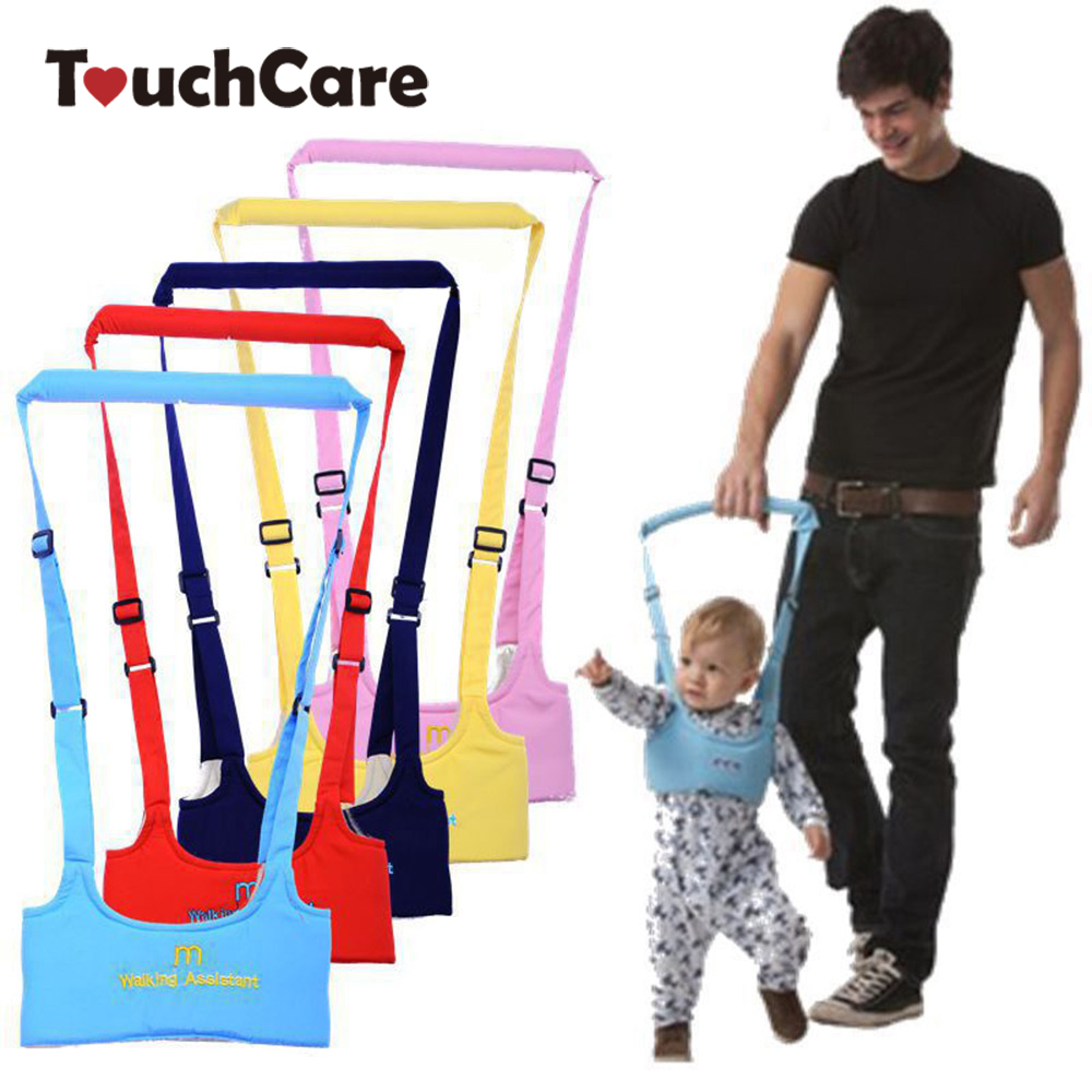 цены на Infant Walking Belt Adjustable Strap Leashes Baby Learning Walking Assistant Toddler Safety Harness Protection Belt