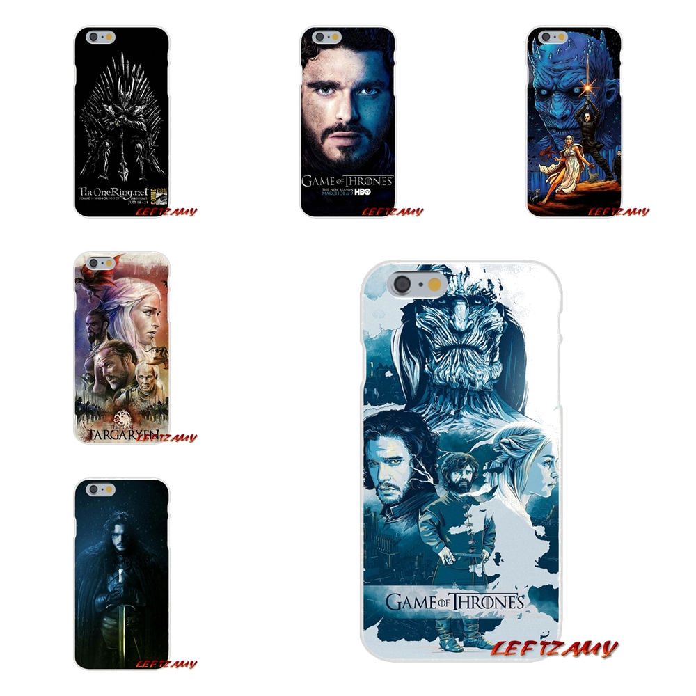 Game of Throne poster Accessories Phone Cases Covers For Samsung Galaxy A3 A5 A7 J1 J2 J3 J5 J7 2015 2016 2017 image