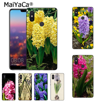 MaiYaCa Hyacinthus orientalis L Amazing new arrival phone case cover for xiaomi mi 8 se 6 note2 note3 redmi 5 plus note4 5 Cover image