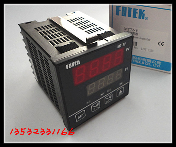цена на Taiwan's Yangming Original Genuine Taiwan's Yangming FOTEK thermostat MT72-V
