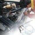 Óleo Do Motor De Limpeza da lavagem de carro portátil lavagem Arma Pulverizador Do Ar Solvente Desengraxante Automotivo Sifão de Ar Ferramentas MA122