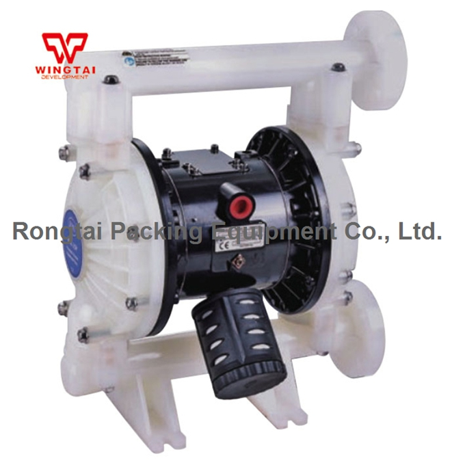 все цены на PP Material Air Operated BML-25P Double Diaphragm Pump 159L/min Printing Ink Pump онлайн