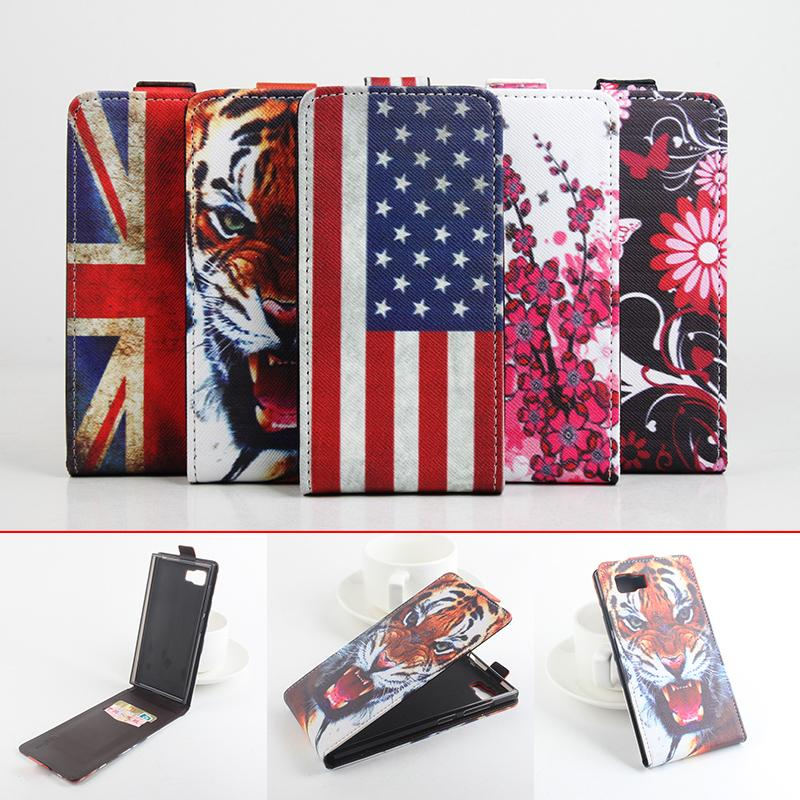 Painted Fashion High Quality New OriginalFor Lenovo VIBE Z2 Leather Case Flip Cover for VIBE Z2 Case VIBE Z2 Phone Cover