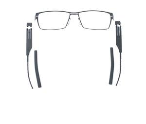 Image 5 - WEARKAPER Montura de gafas para miopía, diseño único Sin tornillo, Ultra ligera, ultrafina