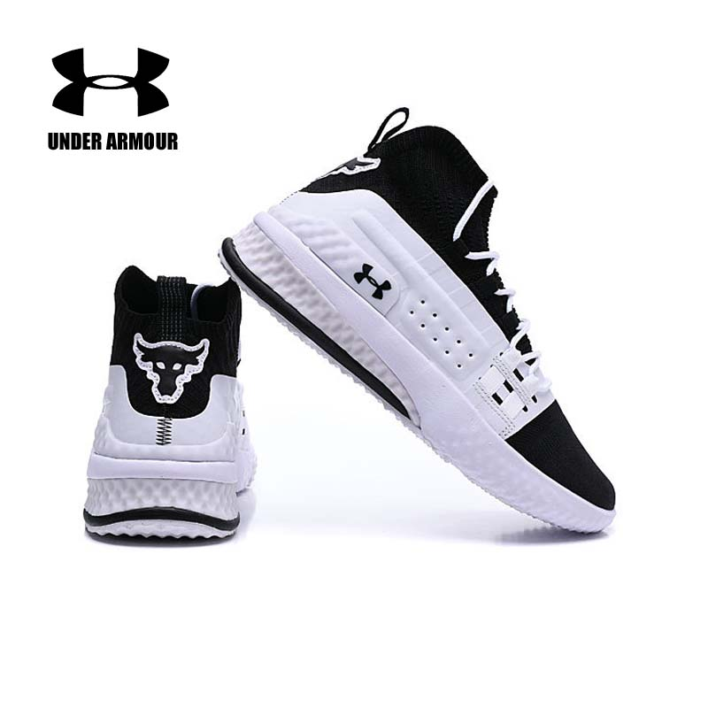 8768c27201f1 Under Armour Men Project Rock 1 Basketball shoes athletic Training boots Zapatillas  hombre deportiva Cushion sneakers. sku  32964333152