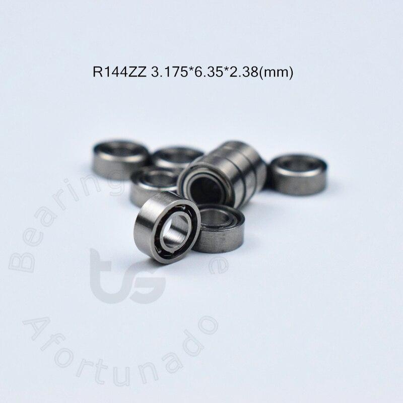 R144 ZZ Double Metal Shielded Ball Bearing R144 5 PCS 3.175x6.35x2.779mm