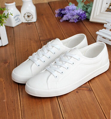 sneakers female canvas shoes