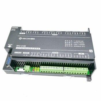 12-channel high-precision PT100 three-wire temperature acquisition module, RS232+485 serial temperature collector