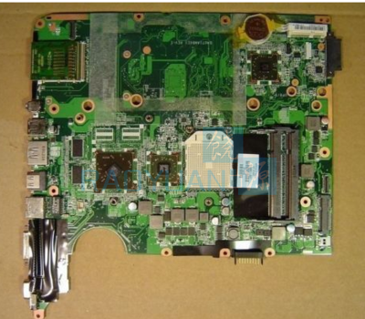 574681 001 for HP Pavilion DV7 DV7 3000 NOTEBOOK DAUT1AMB6E1 DAUT1AMB6E0 Laptop Motherboard DDR2 100%TestedFully Without Battery