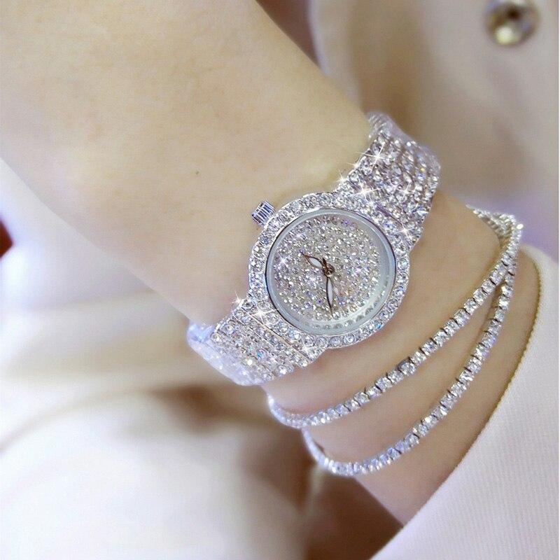 Роскошные женские часы с бриллиантом, знаменитый бренд, элегантные кварцевые часы, женские наручные часы со стразами, Relogios Femininos