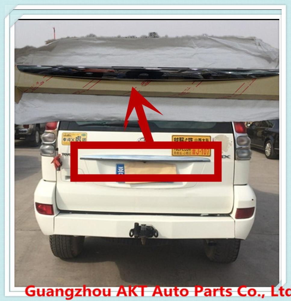 2X For Lexus GX470 UZJ120 03-09 LH/&RH Car Rear License Light Lamp Covers No Bulb