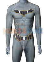 Rebirth Batman Printing Cosplay Superhero Costume 3D Print Spandex Zentai Bodysuit Cosplay Costumes Batman Lycra Catsuit