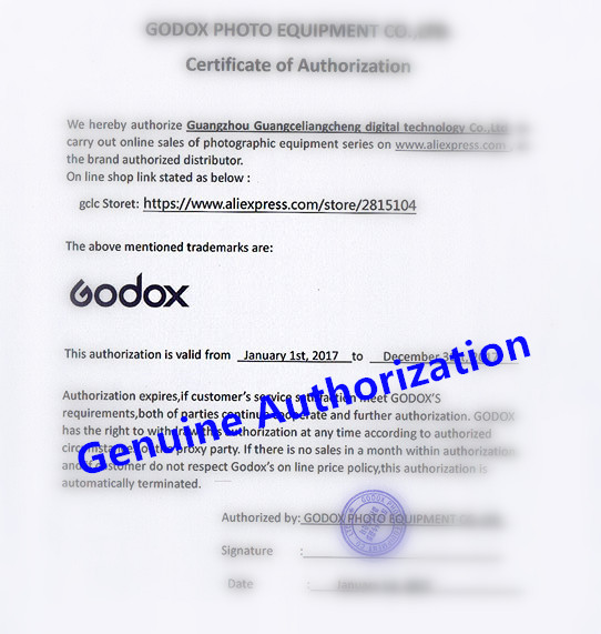 GODOX-Certificate-Of-Authorization_
