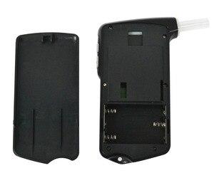 Image 5 - Greenwon Più Nuovo AT 868F di alta precisione Prefessional La Polizia Digital Breath Alcohol Tester Etilometro Dropshipping di Spedizione libero