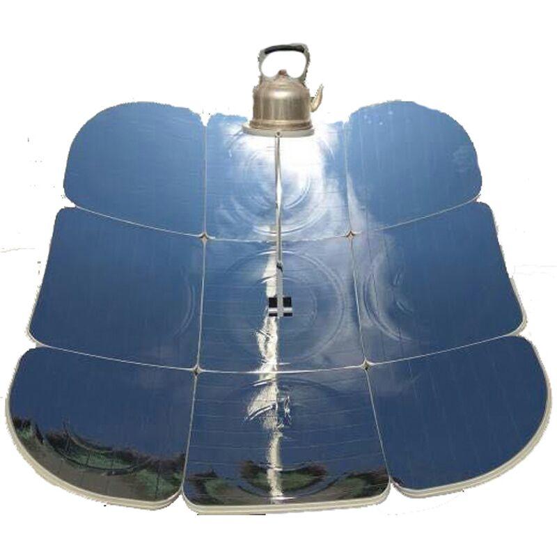 190x190cm Rectangular Partial Focus 3500W Solar Cooker