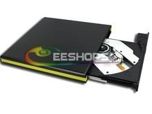 Ultrabook USB 3.0 External Blu-ray Writer 6X Dual Layer BD-RE DL Burner Drive for Toshiba Portege Z930 Z830 R830 R700 M400 Case