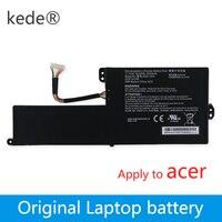 kede 11.1V 36.63wh Original SQU 1404 Laptop Battery For Acer 3ICP7/41/96 Series Built in Battery Tablet