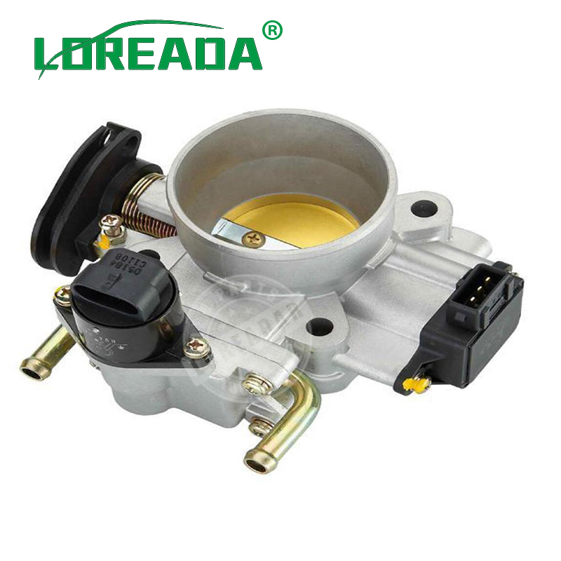 Brand New Throttle body D50C for Hafei Simbo BYD F3 Lioncel DELPHI system Engine Bore size 50mm Throttle valve assembly brand new throttle body for wuling auto engine uaes system oem quality fast shipping bore size 35mm 100